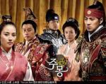 امپراتوری جومونگ و دوستان در تلویزیون!