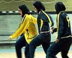 فينال ليگ برتر فوتسال بانوان در تهران