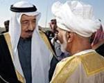 نصیحت پادشاه عمان به پادشاه عربستان