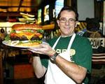 بزرگترین همبرگر جهان در استرالیا!