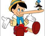 دروغگو را به راحتی بشناسید!!