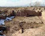 آشنایی با تپه باستانی سنگ چخماق - سمنان