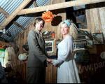 ساده ترین عروسی در انگلیس (+عکس)