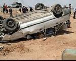 5 کشته و مجروح در 2 حادثه واژگونی مرگبار صبح امروز