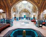 حمام تاریخی سلطان امیر احمد کاشان