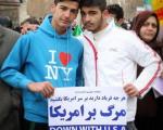 این عکس در 22 بهمن؛ خوراک تازه رسانههـای خارجی