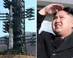 حضور 12 مقام ایرانی در زمان پرتاب راکت فضاپیما در کره شمالی!