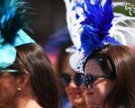 مسابقه عجیبترین کلاه ها در آمریکا +عکس