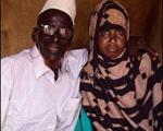 ازدواج پیرمرد 112 ساله بادختر17ساله! +عکس