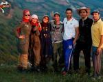 تصاویری دیده نشده از مسابقه «رالی ایرانی»