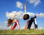 چگونه کودکانی ورزشکار تربیت کنیم؟