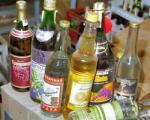 در کشور مشروب می سازند و در قوطی خارجی می فروشند تا کمتر مجازات شوند