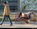 تصاویر دردناک از زندگی کارتنی ایرانی ها