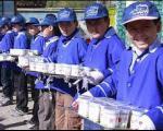 مسمومیت 13 دانش آموز در کرمانشاه با شیر آلوده