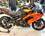 عکس: دومین نمایشگاه موتورسیکلت تهران