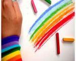 اثرات رنگها روی سلامت !