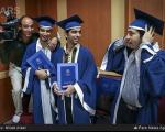 عکس: فارغ التحصیلی دانشجویان پلی تکنیک
