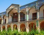 عمارت مفخم بزرگترین و شاخصترین اثر معماری دوره قاجار در خراسان شمالی