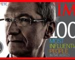 «تیم کوک» در فهرست 100 فرد اثرگذار 2015