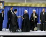 حسن روحانی رسماً رئیس جمهور ایران شد