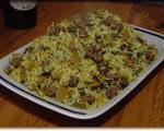 كلم پلو شیرازی خوشمزه