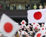 جشن تولد امپراتور ژاپن(+عکس)