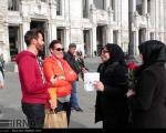 تبلیغ امام حسین در ایتالیا (+عکس)