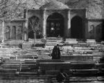 تصاویری قدیمی از مقبره حافظ در قرن پیش