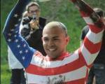 پیروزی یک امریکایی در مسابقه رول پنیرانگلیس