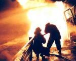 بازار بزرگ چرم تبریز در آتش سوخت