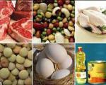 گزارش بانک مرکزی از قیمت انواع خوراکی