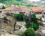 متیئورا ،بهشت های آسمانی یونان