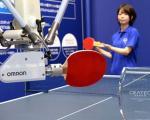 فیلم: ربات پینگ پنگ باز