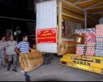 عکس روز: اولین محموله پرسپولیس برای زلزله زده ها