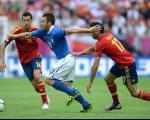گزارش تصویری: اسپانیا 1-1 ایتالیا