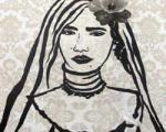 نقاشیهای شاهد صفاری از جمعه در...