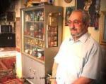 نمایشگاه مروری بر آثار بیوک احمری برگزار می شود