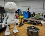 عرضه روبات سه بعدی سخنگوی اینتل/ روبات آواز خوان با قابلیت چاپ در خانه + عکس