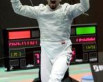 مشت و شمشیر ایرانی در دومین روز المپیک