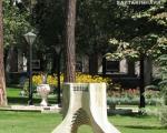 در باغ موزه هنر ایرانی چه می گذرد؟
