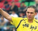 سعید مظفری از روز بد داور بازی پرسپولیس و سپاهان میگوید