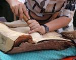 آشنایی با هنر کنده کاری چوب