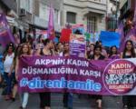 "جنبش ""زنان حامله"" علیه حزب حاکم ترکیه(+عکس)"
