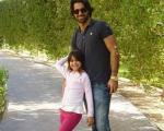 مجیدی در کنار عامل اصلی جدایی اش از استقلال ؛ عکس