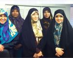 اولین سفر علمی طلاب زن ایرانی به آمریکا
