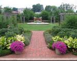 باغ خانگی خود را به این صورت تزئین نمایید