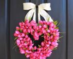 حلقه گلهای جدید، مناسب خانه رویایی عروس خانمها