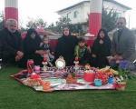 اولین سفره هفت سین خانواده نوروزی بدون هادی