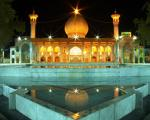 چرا به امامزاده احمدبن موسی شاهچراغ در شیراز، شاه چراغ می گویند؟