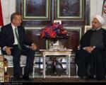 اردوغان خبر سقوط موصل را به روحانی داد
